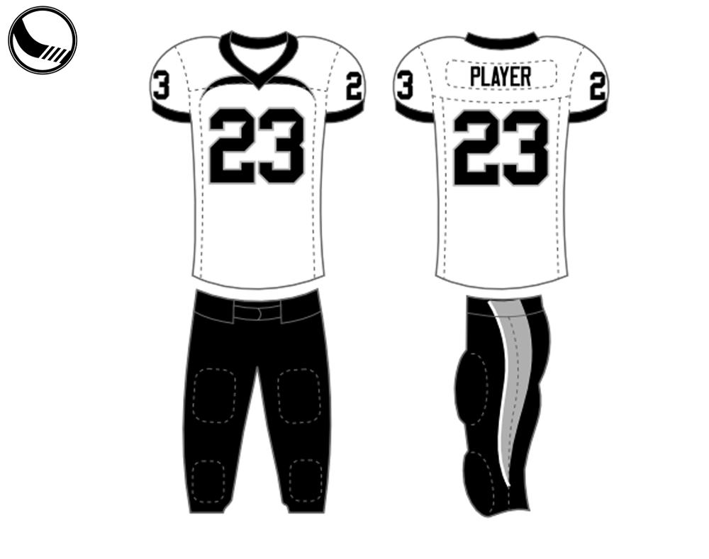 digital printing men football jersey set