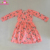 Spring Autumn Long Sleeve Kids Frocks Dress Baby Girls Neon Rainbow Unicorn Birthday Party Dress