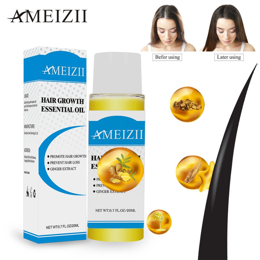 Alibaba.com / AMEIZII Beauty Personal Care Hair care Hair Loss essence Oil Treatment Hair Growth Products