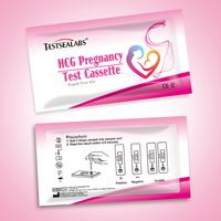 One step rapid test HCG pregnancy Rapid test kit Midstream within high Accurate and sensitive cheapest price