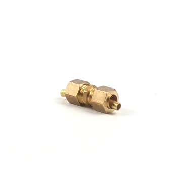 61062-8 Brass Fitting Internal Joint Plumb Metal Stainless Union