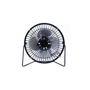 4 inch desk metal fan with usb plug for laptop and computer factory price
