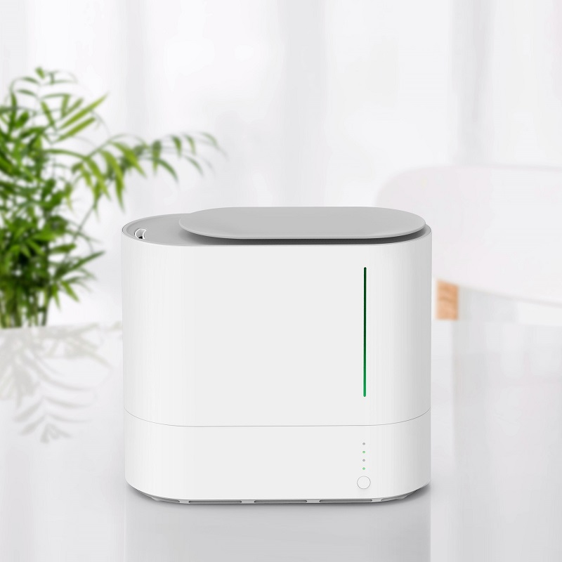 2020 Zhongshan 2200ML Easy Home Desktop Cool Mist Maker Mini Portable <strong>Ultrasonic</strong> <strong>Air</strong> <strong>Humidifier</strong>