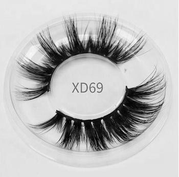 efd332423c9 NO MOQ free sample cheap wholesale 3d mink eyelashes private label 25mm  eyelashes with custom eyelash packaging