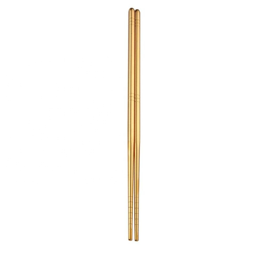 2019 Trending Amazon Groothandel Metalen Rvs Chopstick Rest Goud