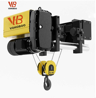 Factory price CE European electric wire rope hoist 3.2 Ton 9 Meter