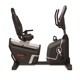 High quality indoor cybex recumbent magnetic gym master exercise bike