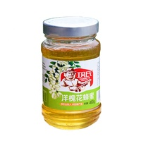 Pure natural bee honey