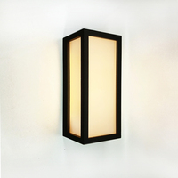 High Quality Outdoor IP65 12W LED Decorative Wall Light for Hotel Aisle Corridor Gallery Project