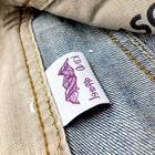 custom hot sale dress labels eco-friendly clothing labels