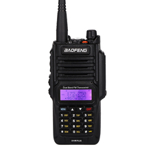 UV9R upgrade Baofeng UV9R Plus 8W IP67 Wasserdichte Two Way <span class=keywords><strong>Radio</strong></span> Dual-Band-Handheld Walkie Talkie