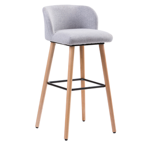 Wondrous Bar Chair Bar Chair Suppliers And Manufacturers At Alibaba Com Theyellowbook Wood Chair Design Ideas Theyellowbookinfo