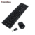 Best selling 2.4G waterproof OEM wireless keyboard and mouse combo