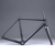 NEWEST 2017-2018 Full Carbon Axles Thru Flat mount Disc Gravel Bike Cyclocross Frame