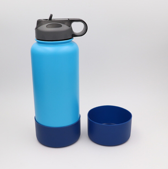New OEM BPA Free Insulated Sport Stainless Steel Glass Water 12-24 OZ / 32-40 Oz Silicone Bottle Sleeve Case