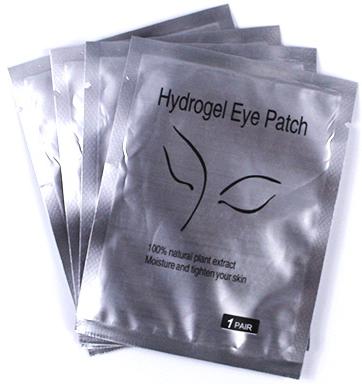 Private label eyelash pads eye gel patch/eye gel patch for eyelash extension/gel eye patch фото