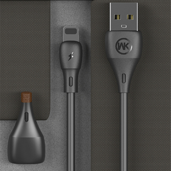 2.1A Data Lines For Apple Android Mobile Phone MP3 MP4 Player Lightning Micro USB Type-C Quick Charge Cable