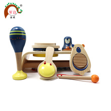 Speelgoed <span class=keywords><strong>Muziekinstrument</strong></span> Houten Muziek Instrument <span class=keywords><strong>Set</strong></span> Voor Kids