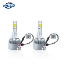 C6 led Scheinwerfer h4 72 W COB Auto led lampe h1 h3 H4 H7 h11 880 <span class=keywords><strong>9005</strong></span> 9006 9012 Auto scheinwerfer Lampen C6 led scheinwerfer h4 h7 h1