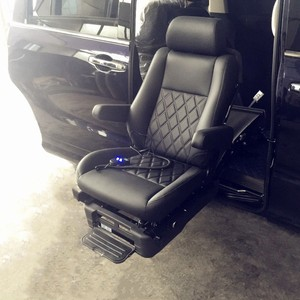 2019 Special Turning seat and swivel car seat 120 turning angle for the handicapped and wheelchair user