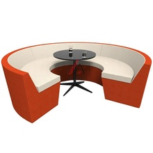 Fashion design u-vorm booth zitplaatsen classic corner booth sofa <span class=keywords><strong>restaurant</strong></span> meubelen
