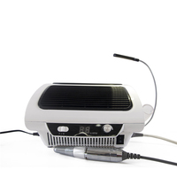 Why so many salons order this 3 in 1 nail drill uv lamp nail dust collector