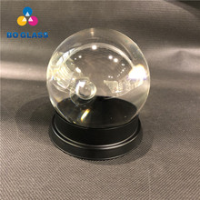 Neue Desgin Hohe Klare Lampe Dekoration <span class=keywords><strong>Glas</strong></span> K9 Kristall <span class=keywords><strong>Kugel</strong></span> Ball