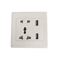 GOG Factory Electrical Wall Socket With Usb Port