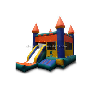 High quality bouncy castle kids inflatable bouncer, inflatable castle from China