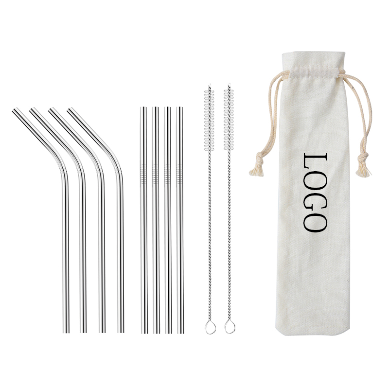 Stainless steel straw Customizable straw wholesale фото