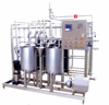 Top quality automatic small apple juice pasteurizer machine for eggs beverage dairy products