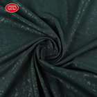New arrive 210 gsm polyester rayon woven plain dyed fabric for uniform suit pants