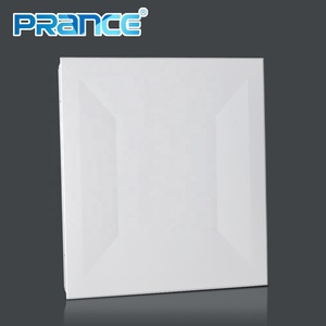 Versatile interior aluminum suspended ceiling tiles