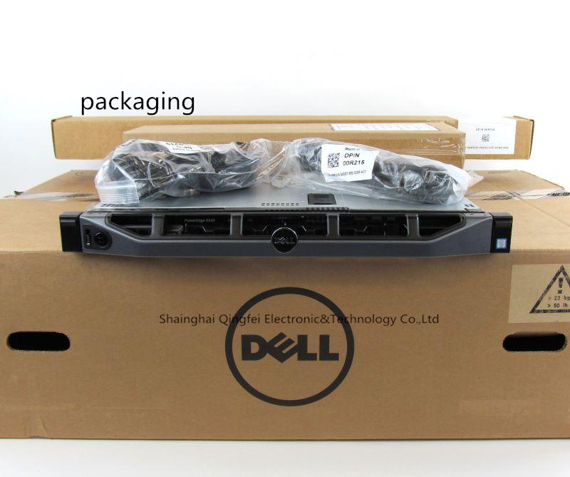 High quality Dell PowerEdge R430 E5-2600 Intel Xeon V4 Rack Server