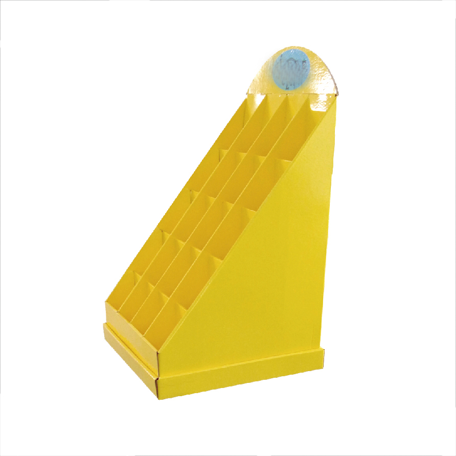 China Manufacturers Magazine Tray Stand Pop Up Cardboard Corrugated Book Display Stands for Sale and <strong>Retail</strong>