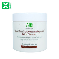 Private label Best whitening body cream With Coconut Body Butter Cream Nature Essence Baby Lotion
