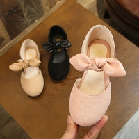 2019 fall children girls flat shoes flower ballet shoes wholesale china kids shoes