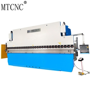Global OEM 4+1 axis cnc steel plate bending machine press brake with CE certificate