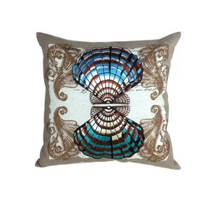 Living Room Cushion Cover Crewel Cushion Decorative Pillow