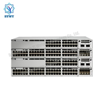New Original Cisco Switch 9300 Series C9300-24ux-a Catalyst 9300 24-port  Upoe,Network Essentials 24 Cisco Upoe - Buy Cisco Switch 9300 Series