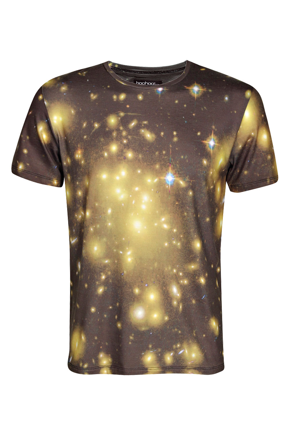 galaxy sublimation printed t shirt full print custom