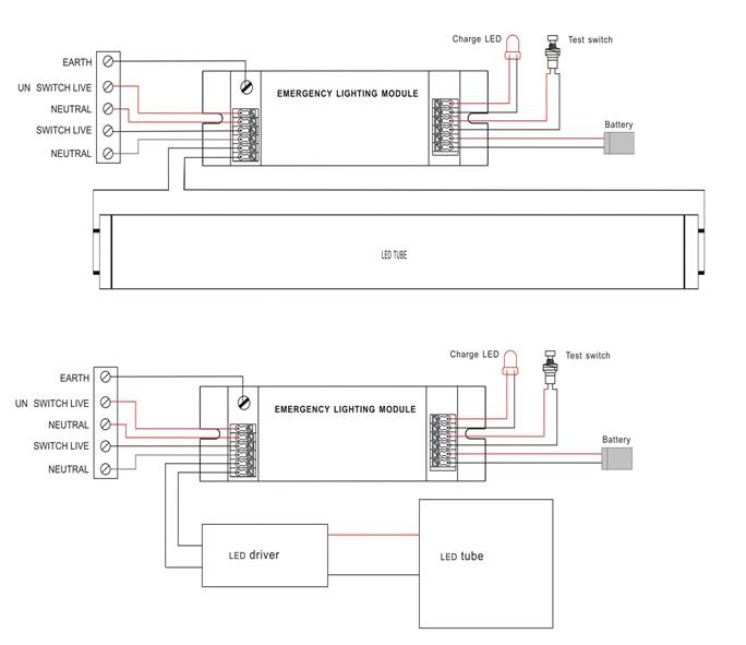 Emergency lighting module wiring diagram somurich emergency lighting module wiring diagram t5 tubes portable led emergency light kit buy emergency cheapraybanclubmaster Choice Image