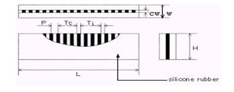 lcd to pcb zebra elastomer connectors