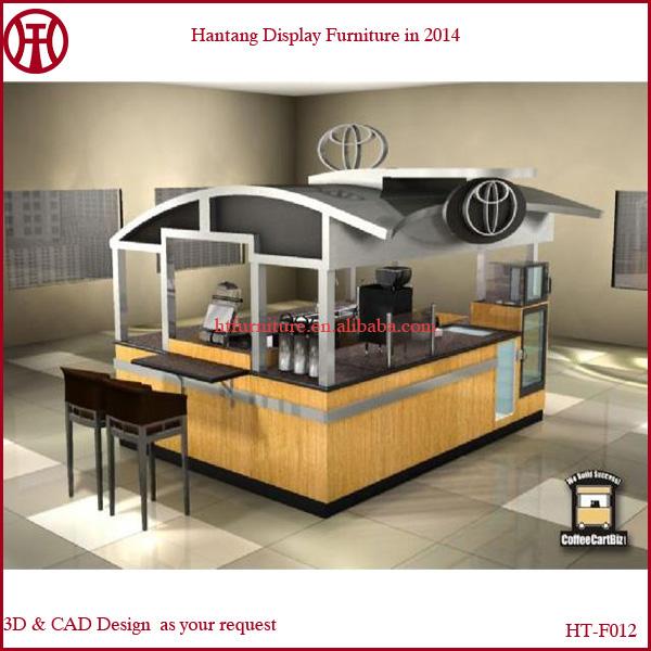 2016 Outdoor Ice Cream Shop DesignYogurt Kiosk For