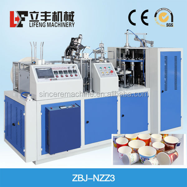 Tea Cup Making Machine/small Business Machines Manufacturers ...