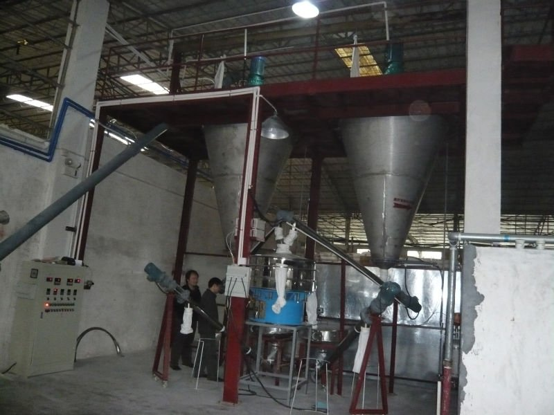 washing powder to yemen making machine