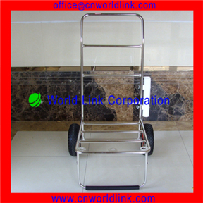 Foldable High Quality Fishing Trolley With Two Wheels