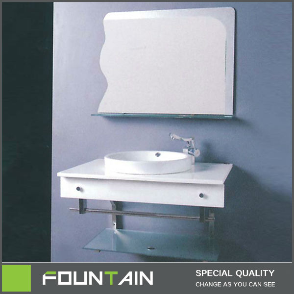 Hanging Pink Glass Wash Basin Caulk for Bathroom Sink. Hanging Pink Glass Wash Basin Caulk For Bathroom Sink   Buy Basin
