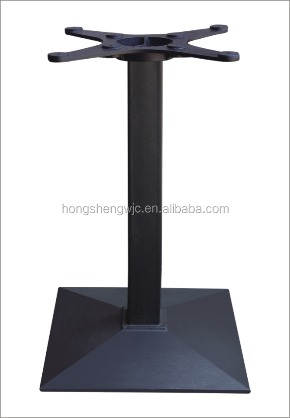 HS A036 Round Metal Table Feet Industrial Dining Unique Table Bases Table  Legs