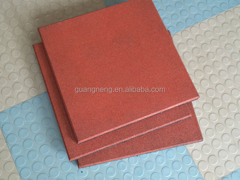 Fußboden Aus Granulat ~ Revulcanized turnhalle gummi granulat fußboden matte mm mm